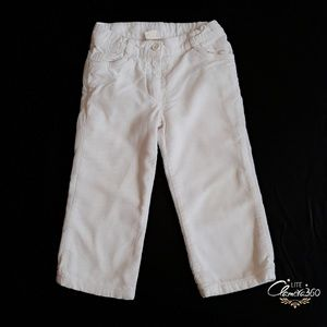 Janie and Jack  Corduroy Pants Size 2T